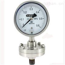 隔膜式、隔膜式耐震壓力表YML-150