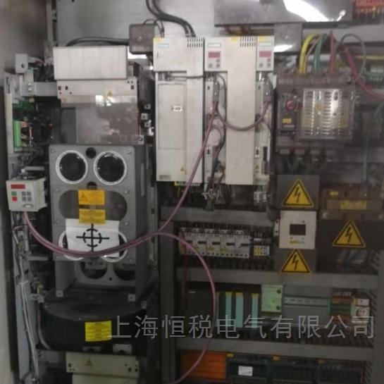 西门子6SE70变频器报故障F0040修好可测
