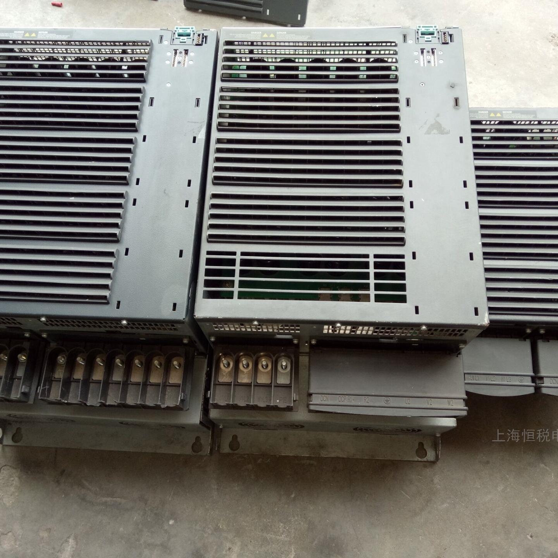 西門子變頻器開機報故障代碼當天能修復