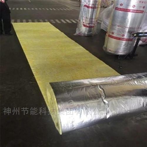 国标玻璃棉卷毡价格