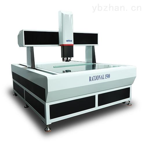 大行程影像测量仪特征