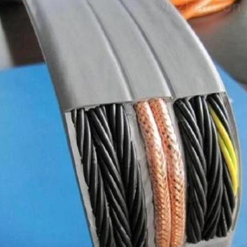 NH-YVFRPB耐火屏蔽扁电缆