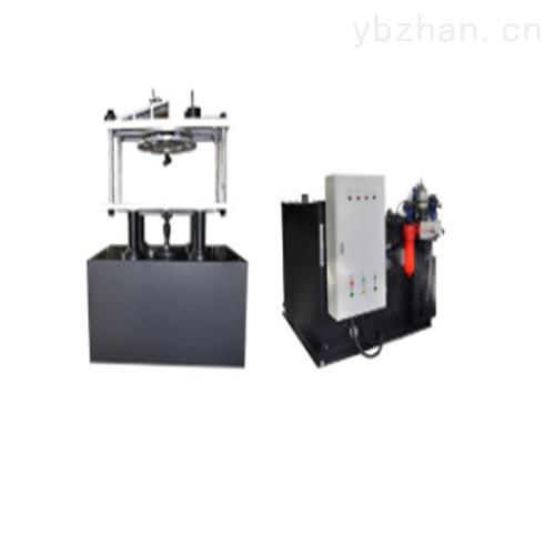 电液伺服备胎升降器振动疲劳试验台