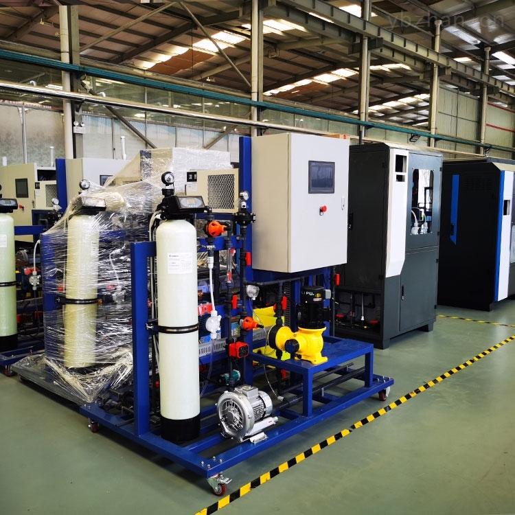 5000g/h污水厂消毒设备-电解次氯酸钠发生器