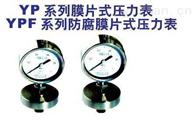 安徽天康YPF系列防腐膜片式压力表