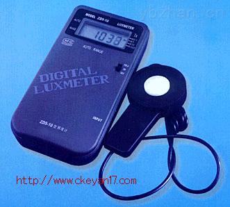 全自动量程照度计、上海ZDS-10型全自动量程照度计