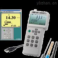 TES-1381台湾泰仕电导计、酸碱度计、 氧化还原电位计