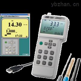 TES-1381中国台湾泰仕电导计、酸碱度计、 氧化还原电位计