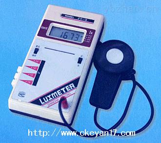 数字式照度计,生产JD-3型数字式照度计