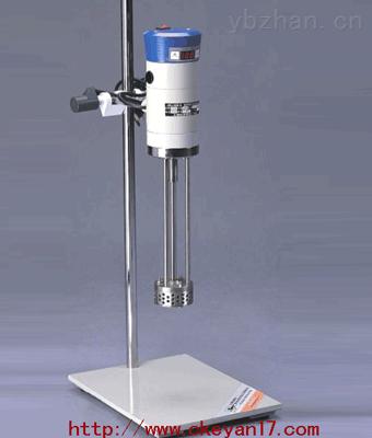 数显剪切乳化搅拌机,生产JRJ300-S数显剪切乳化搅拌机