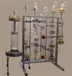 层析柱座架,生产高\中\低压层析柱,铝制层析柱座架