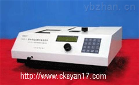 可见分光光度计,生产721-100电表指针分光光度