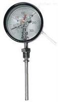 远传电接点双金属温度计