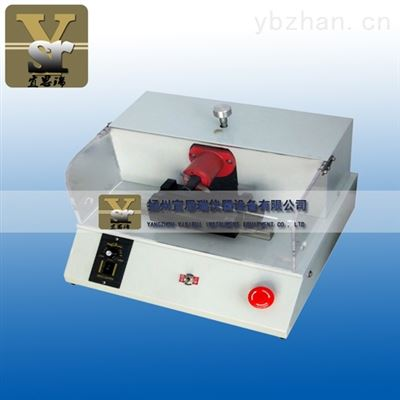 XQZ-Ⅱ电动缺口制样机