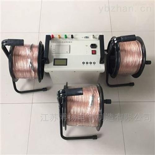 大地网接地电阻测试仪设备