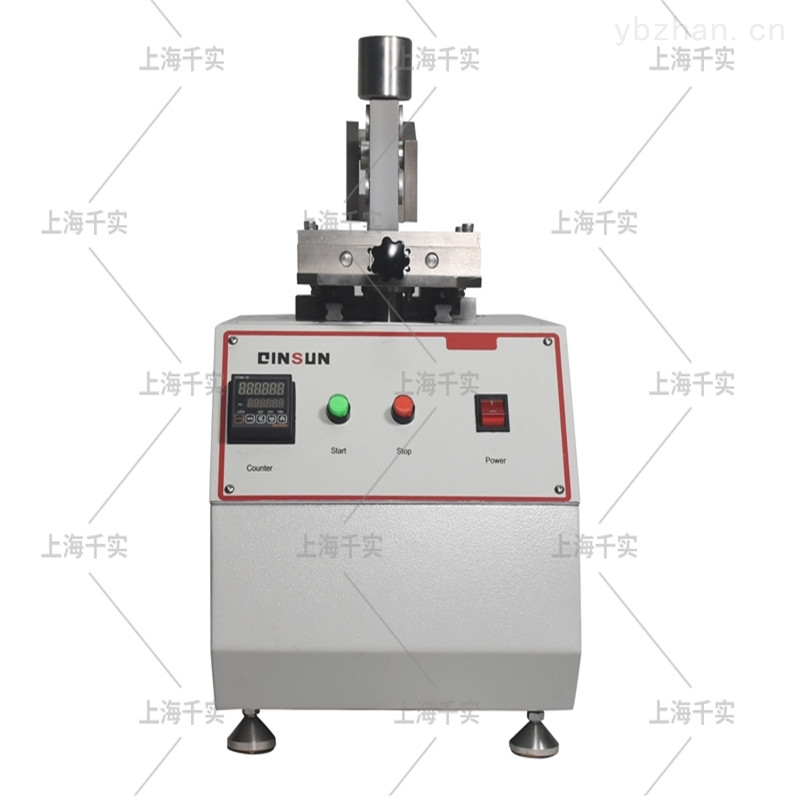 皮革摩擦色牢度仪/皮革耐摩擦牢度测试仪