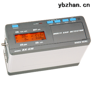 日本理研 RX-515船用组合式气体检测仪