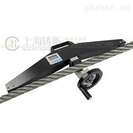 钢索张力仪预应力拉紧力检测安装用