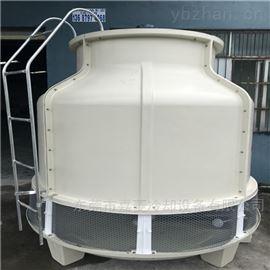 LXT-100T耐高温圆形玻璃钢冷却塔