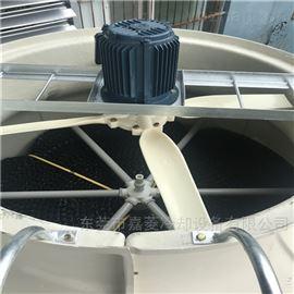 150t玻璃钢圆形逆流式冷却塔冷水塔