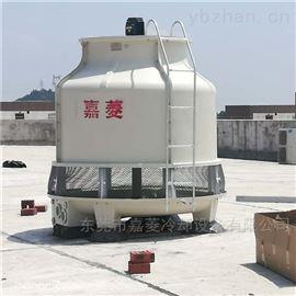 LXT靖西10吨-100吨小型圆形玻璃钢冷却塔供应