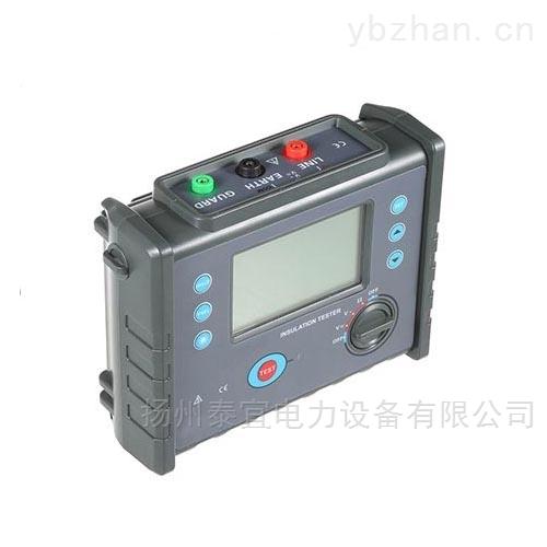 全自动数显绝缘电阻测试仪价格