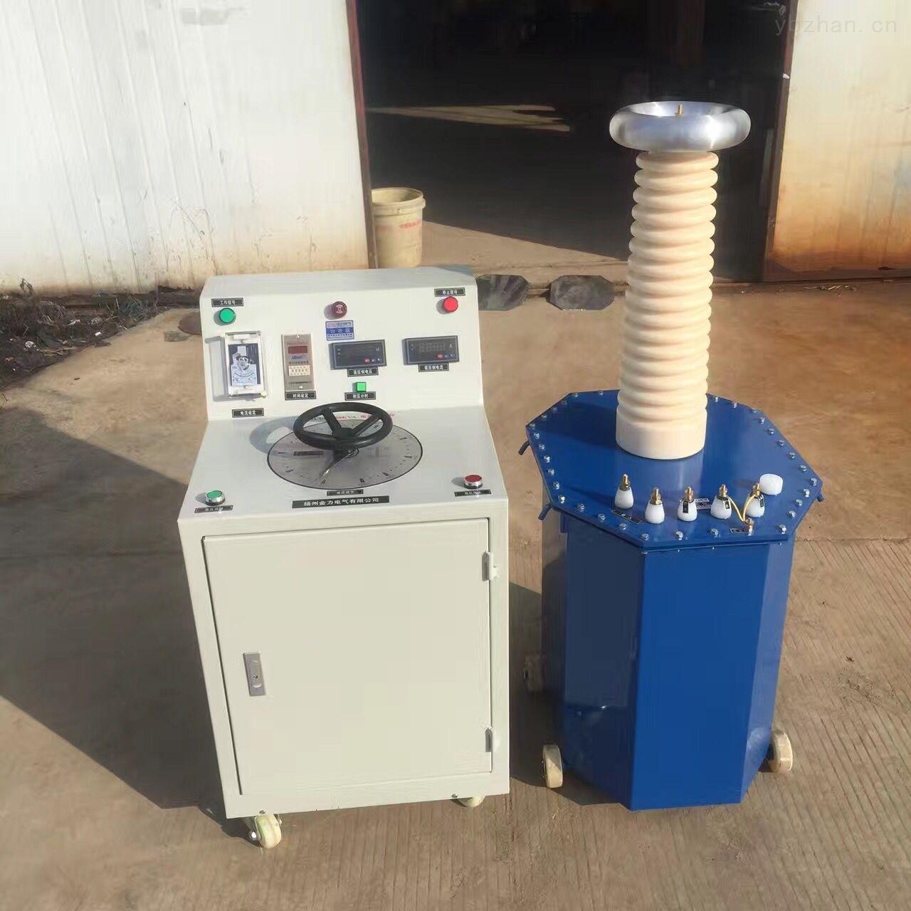 工频耐压实验装置承试五级设备