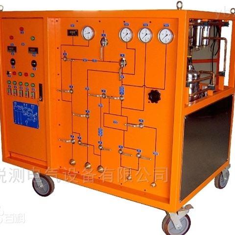 供应承装修试设备