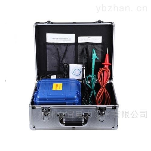 高效率绝缘电阻测试仪