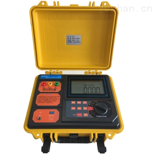 可定制接地电阻测试仪五级承装资质