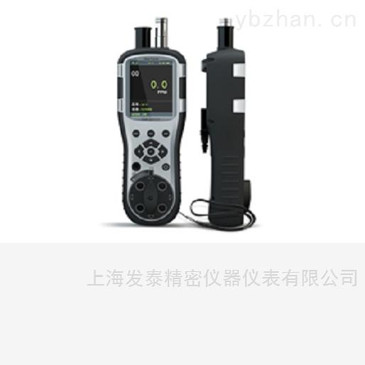 上海发泰手持泵吸式四合一气体检测仪