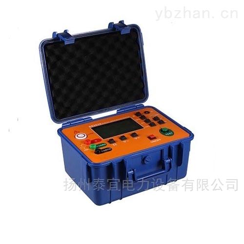 1000v指针绝缘电阻测试仪-四级承装资质