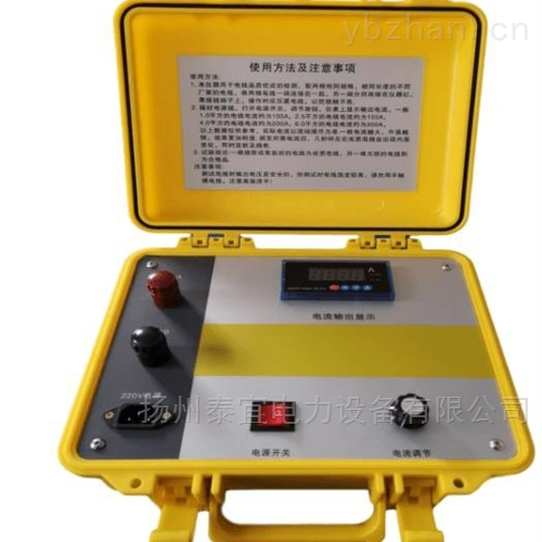 大电流发生器升流电线品质检测仪