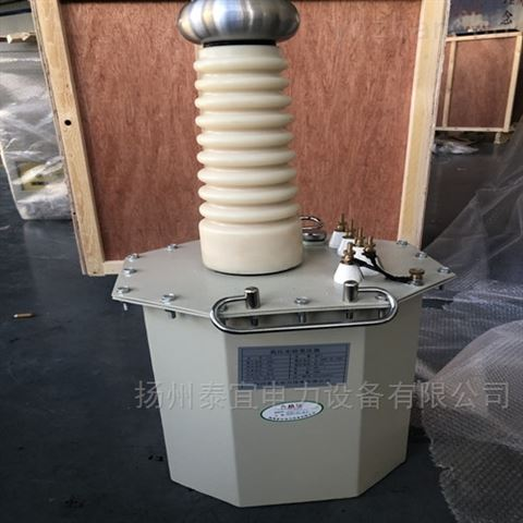 TY系列交直流高压试验变压器