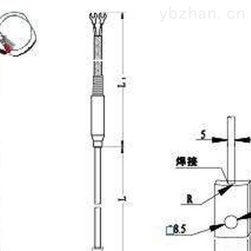 高溫氣化爐熱電偶廠家