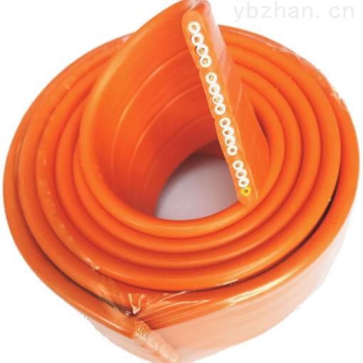 硅橡胶扁平电缆KGGRB-16*2.5mm2