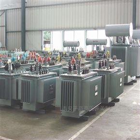 S11M-12四川成都户外10KV高压变压器