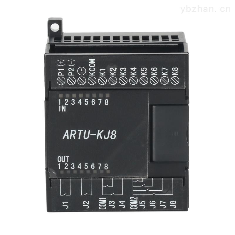 多回路开关量采集继电器输出信号采集装置