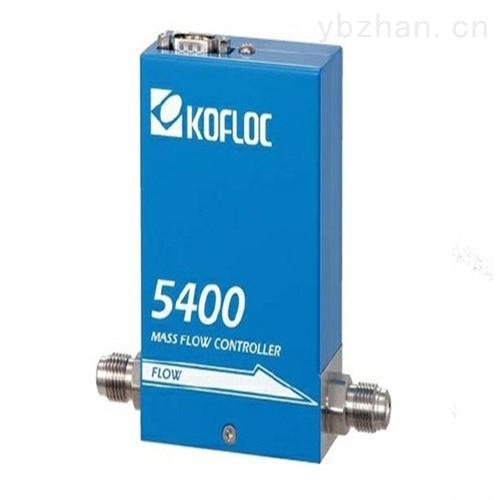 5400金属密封式质量流量控制器