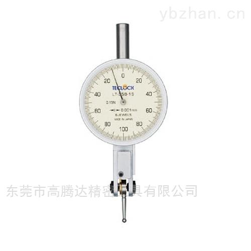 低测量力杠杆表日本TECLCOK得乐