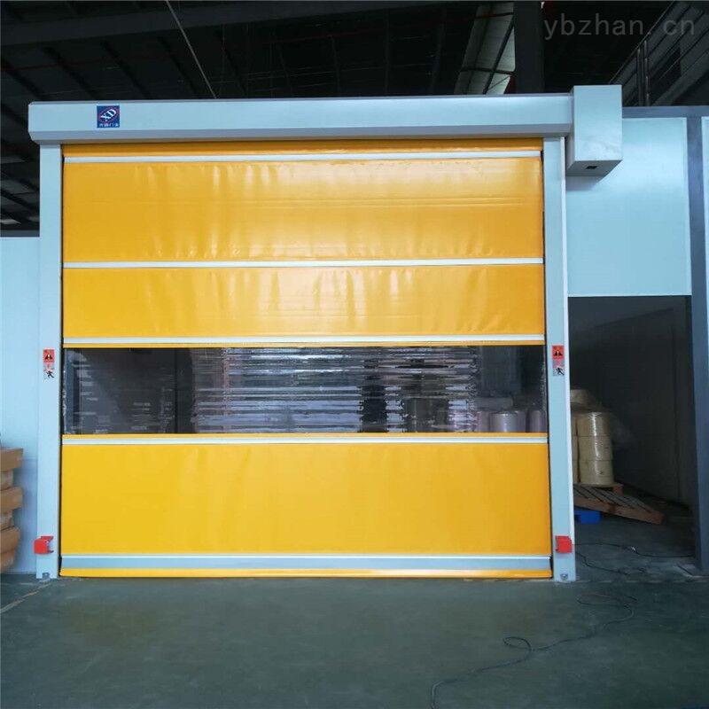 漳州XDM1000*3000防静电高速卷帘门