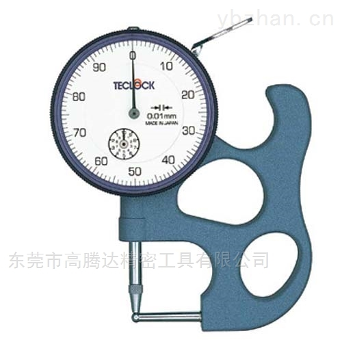 日本TECLCOK得乐管道壁厚厚度测量仪
