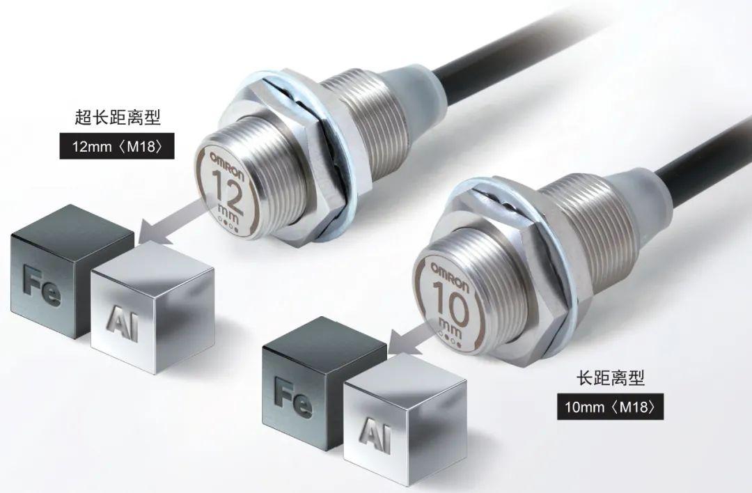 新品登場!全金屬型接近傳感器E2EW系列攻克難題