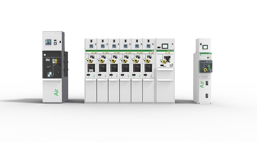 施耐德電氣發布全新無六氟化硫中壓開關設備