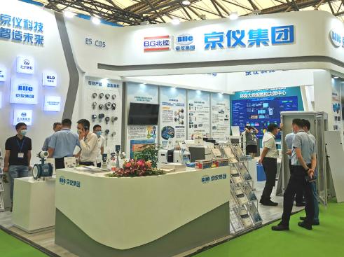 第21屆中國環博會今日在滬盛大開幕