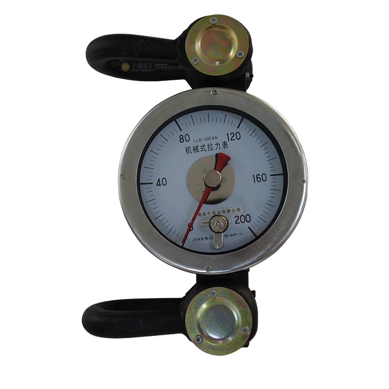 指针指示测力计
