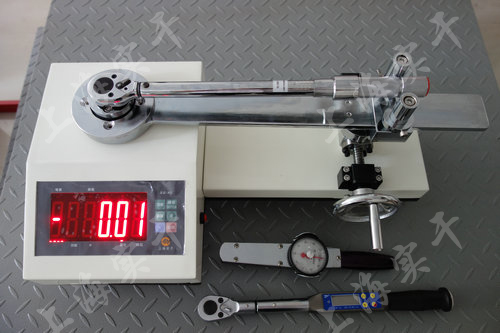 扭矩扳手校驗器/校驗各種力矩扳手的測量儀