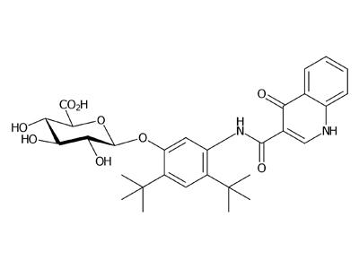 依伐卡托O-β-D-葡糖醛酸