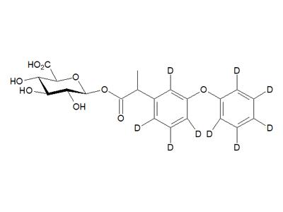 非诺洛芬-d9酰基-β-D-葡糖醛酸