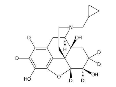 6β-纳曲醇-1,2,5,6,7,7-d6